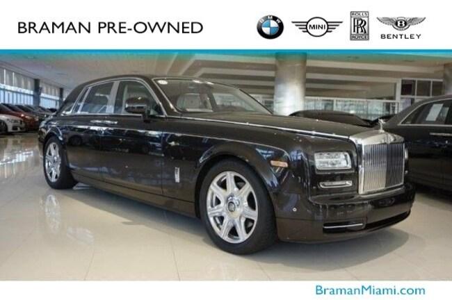 2014 Rolls-Royce Phantom 4dr Sdn Sedan