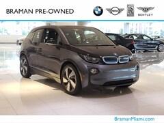 2017 BMW i3 94Ah w/Range Extender 94 Ah w/Range Extender