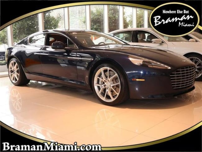 2015 Aston Martin Rapide S Sedan