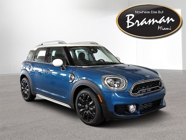2019 MINI Countryman Cooper S SUV