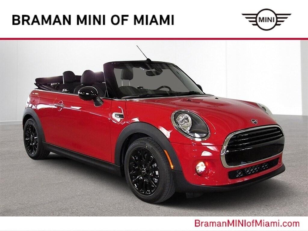 New 2019 MINI Convertible For Sale at Braman Miami | VIN