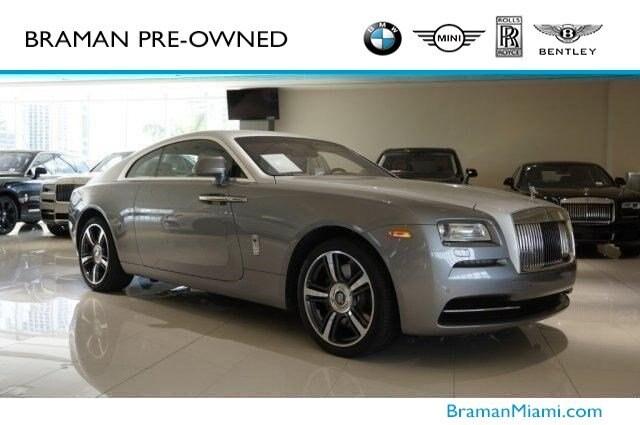Rolls Royce Wraith For Sale >> 2015 Rolls Royce Wraith Base Coupe