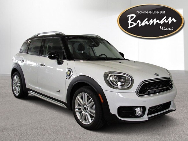 2019 MINI E Countryman S E Plug-in Hybrid SUV