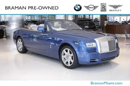 2016 Rolls-Royce Phantom Drophead Coupe Base Convertible