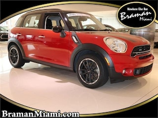 2016 MINI Countryman Cooper S SUV