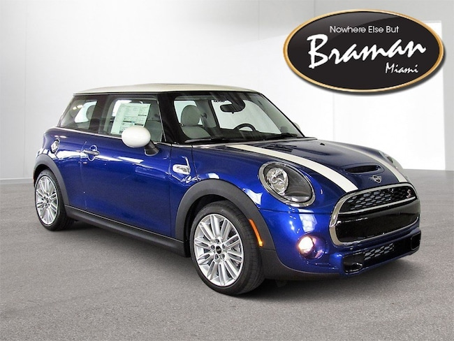 2019 MINI Hardtop 2 Door Cooper Cooper S Hatchback