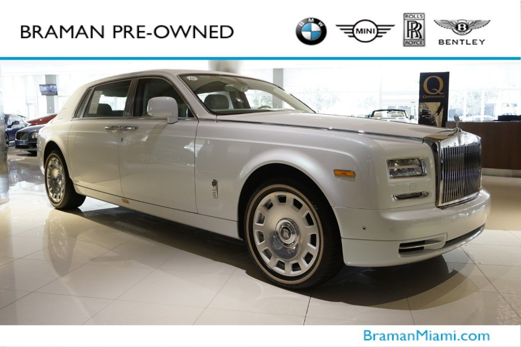 2015 Rolls-Royce Phantom Base Sedan