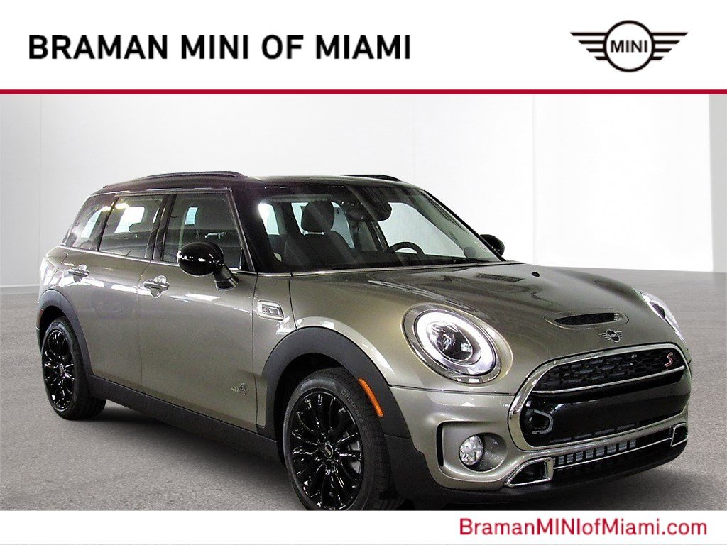 Mini Clubman 2019 Nuevo A La Venta En Braman Mini Of Miami Vin