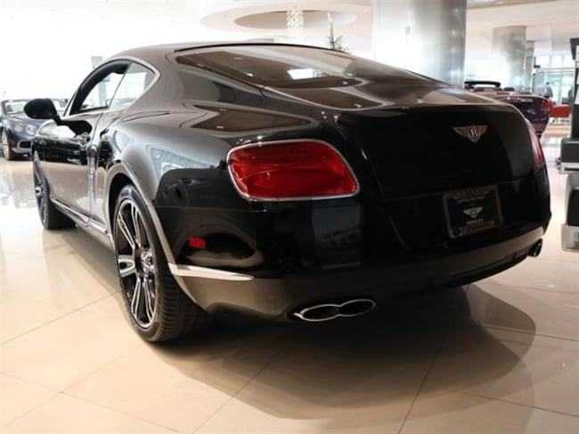 Used 2013 Bentley Continental Gt For Sale At Braman Mini Of Miami
