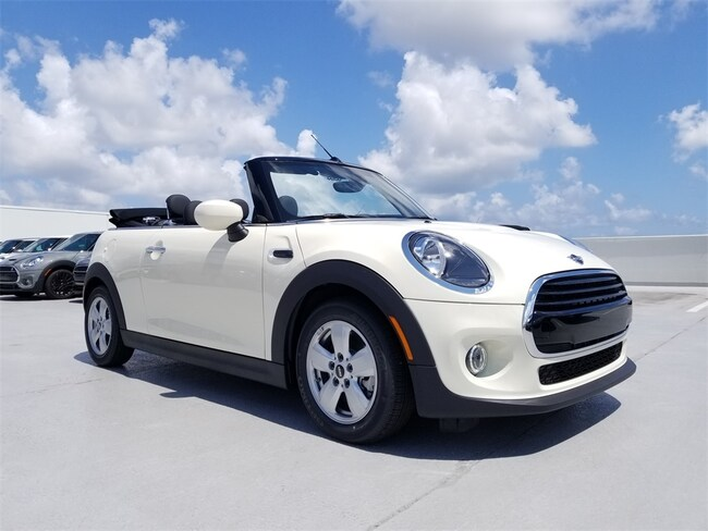 2020 MINI Convertible Cooper Convertible For Sale in West Palm Beach, FL