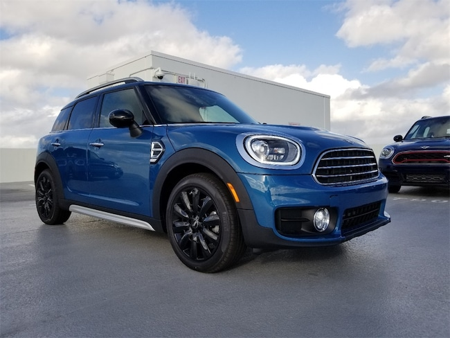 2019 MINI Countryman Cooper Iconic SUV For Sale in West Palm Beach, FL