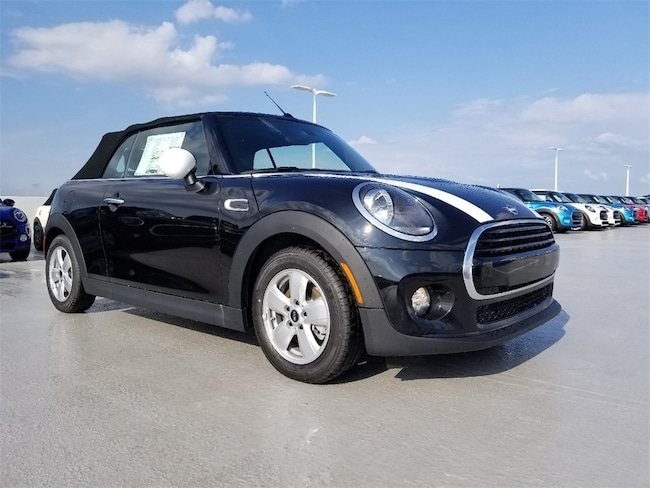2019 MINI Convertible Cooper Convertible For Sale in West Palm Beach, FL