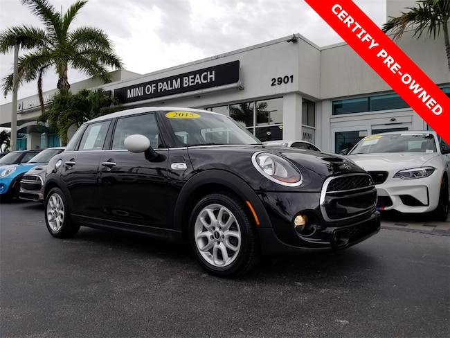 2015 MINI Hardtop 4 Door Cooper S Hatchback