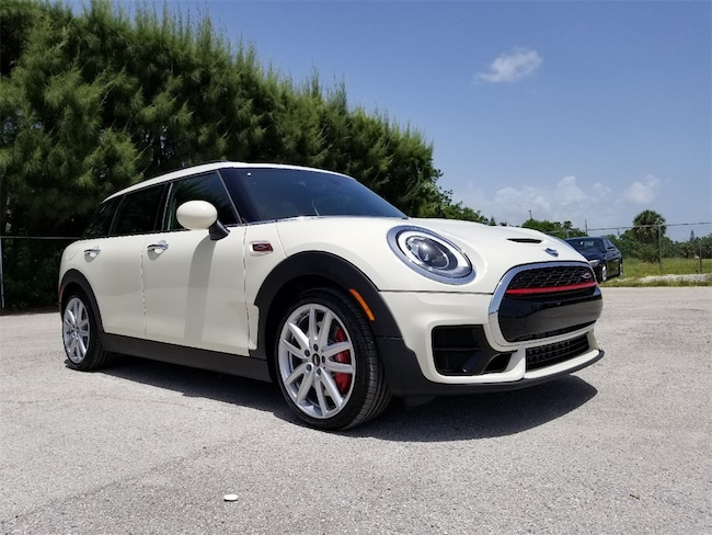 2019 MINI Clubman John Cooper Works Classic Wagon For Sale in West Palm Beach, FL