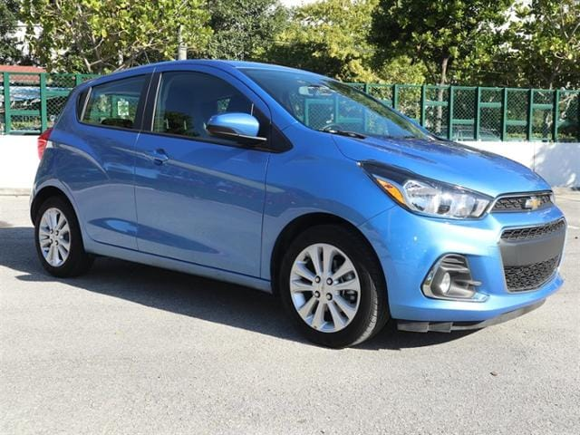 Used 2016 Chevrolet Spark For Sale At Braman Off Lease Vin