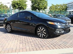 2014 Honda Civic Coupe EX-L Car