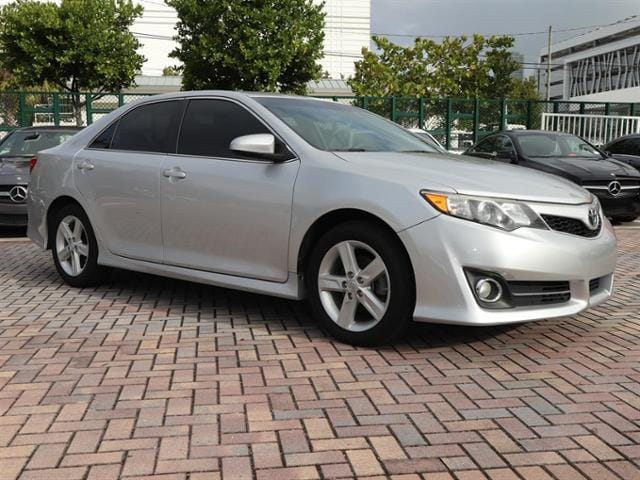 Used 2014 Toyota Camry For Sale At Braman Hyundai Pre Owned Super