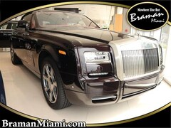 2016 Rolls-Royce Phantom Drophead Coupe Convertible