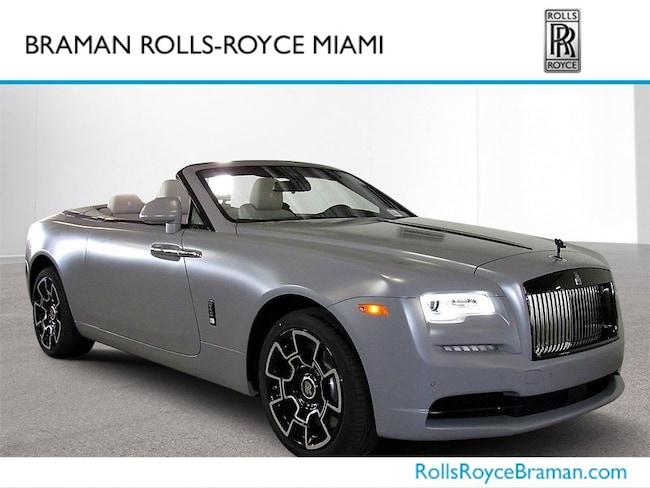 2019 Rolls-Royce Dawn BLACK BADGE EDITION Convertible