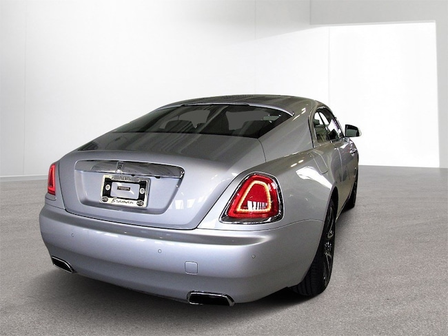 New 2019 Rolls-Royce Wraith For Sale at Braman Miami | VIN ...