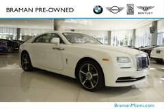 2014 Rolls-Royce Wraith Base Coupe