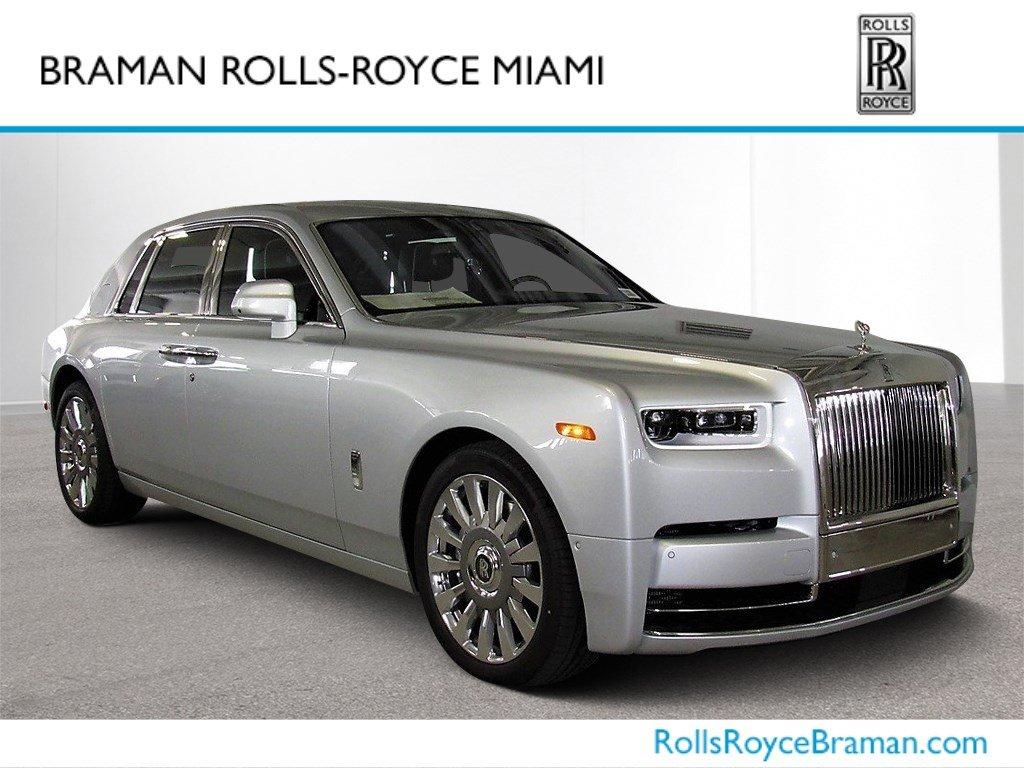 2018 Rolls-Royce Phantom Sedan