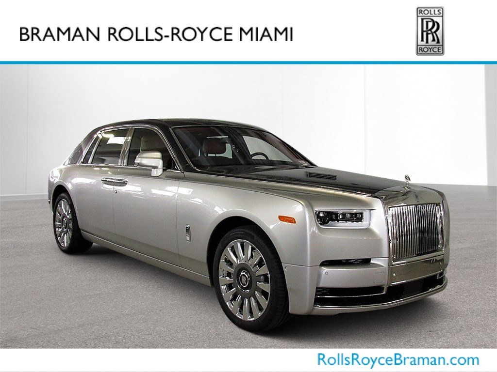 2018 Rolls-Royce Phantom TITAN COLLECTION Sedan