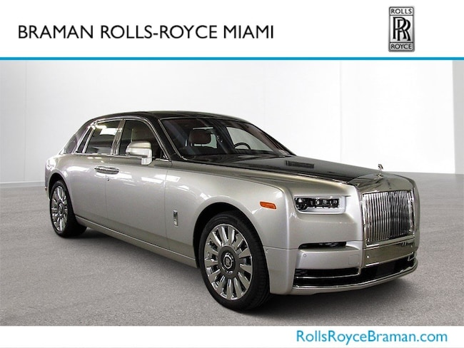 2018 Rolls-Royce Phantom TITAN COLLECTION Sedan