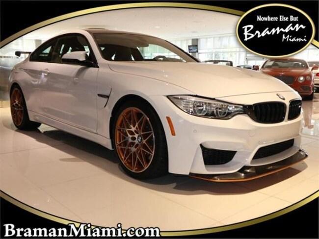 2016 BMW M4 2dr Cpe GTS Car