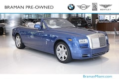 2016 Rolls-Royce Phantom Drophead Coupe Base Convertible