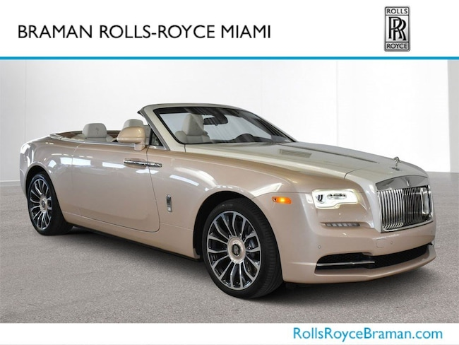 2019 Rolls-Royce Dawn Convertible