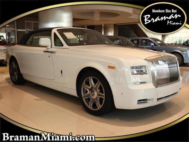 2013 Rolls-Royce Phantom Drophead Coupe Convertible