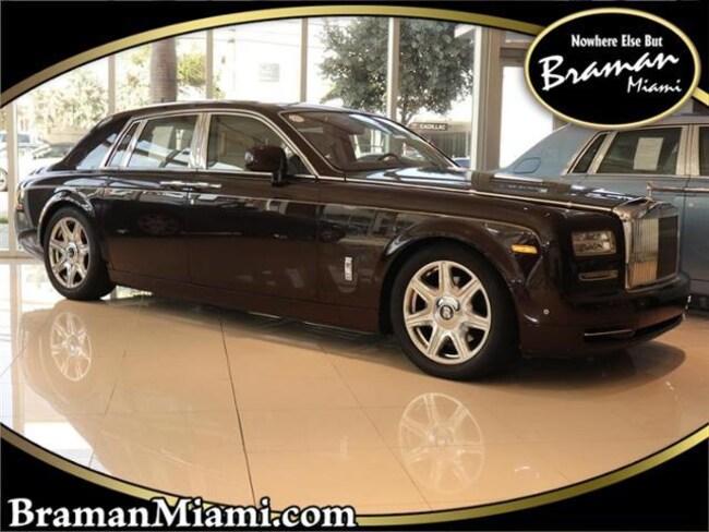 2014 Rolls-Royce Phantom Base Sedan