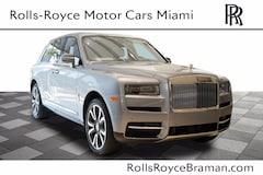 2020 Rolls-Royce Cullinan SUV