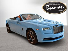 2018 Rolls-Royce Dawn ONE OF ONE PEBBLE BEACH EDITION Convertible