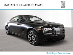2019 Rolls-Royce Wraith ICE BLACK BADGE EDITION Coupe