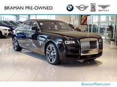 2016 Rolls-Royce Ghost Base Sedan