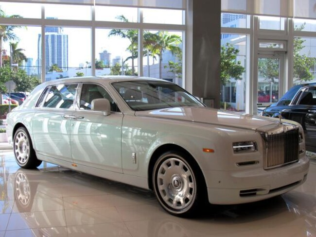 2015 Rolls-Royce Phantom Sedan