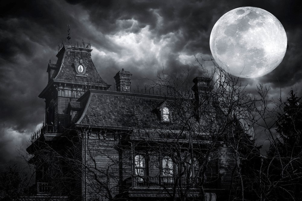 Haunted Houses in South Florida