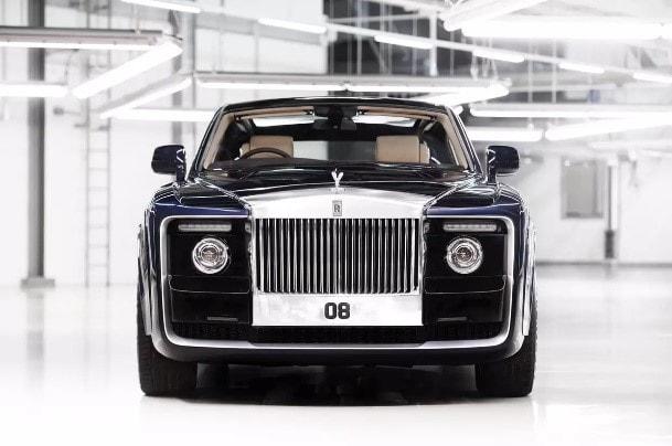 Rolls Royce Coachbuild