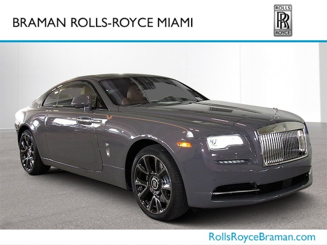 2018 Rolls-Royce Wraith 1 OF 55 LUMINARY COLLECTION Coupe