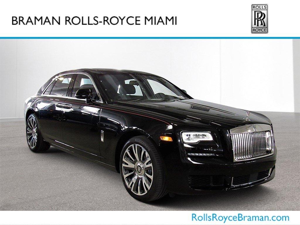 2018 Rolls-Royce Ghost Sedan