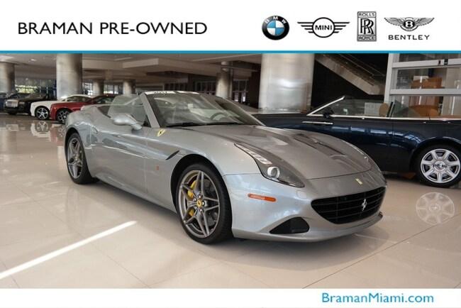 2017 Ferrari California T Convertible