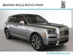 2019 Rolls-Royce Cullinan Base SUV