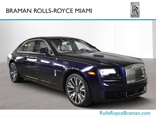 2019 Rolls-Royce Ghost Sedan