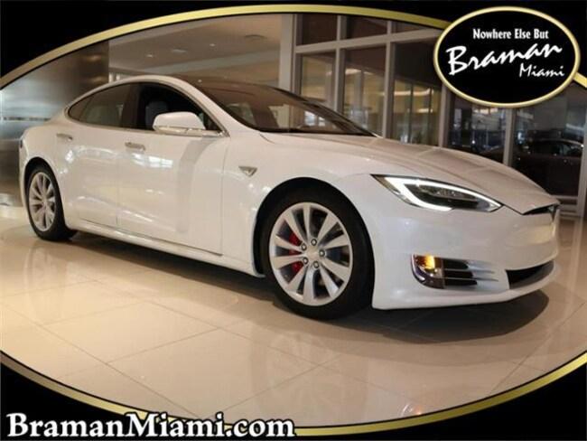 2016 Tesla Model S P90D Sedan