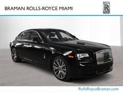 2018 Rolls-Royce Ghost Base Sedan