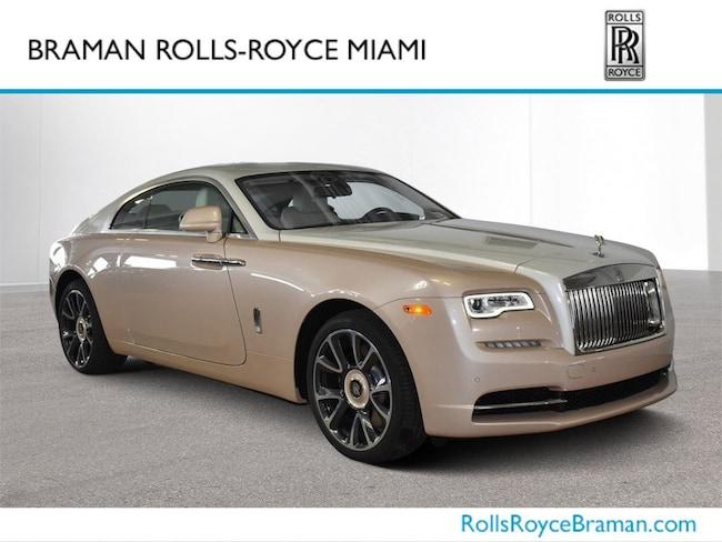 2019 Rolls-Royce Wraith Coupe