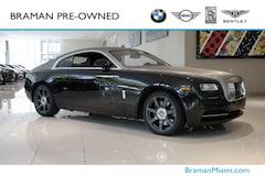 2015 Rolls-Royce Wraith Base Coupe