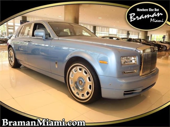 2016 Rolls-Royce Phantom Sedan